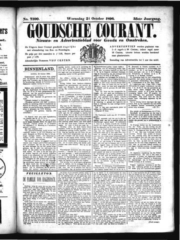 Goudsche Courant 1896-10-21