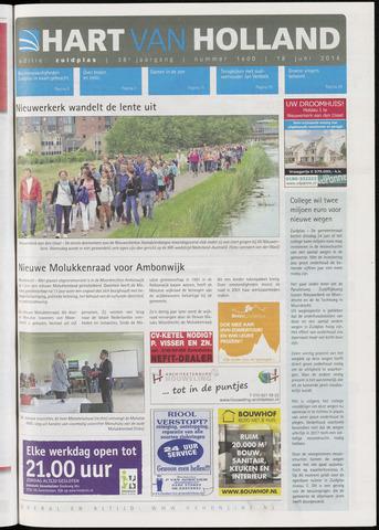 Hart van Holland - Editie Zuidplas 2014-06-18