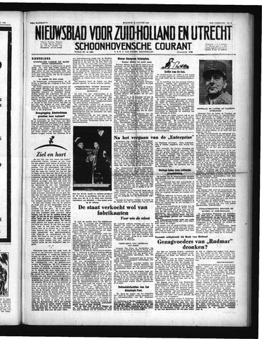 Schoonhovensche Courant 1952-01-14
