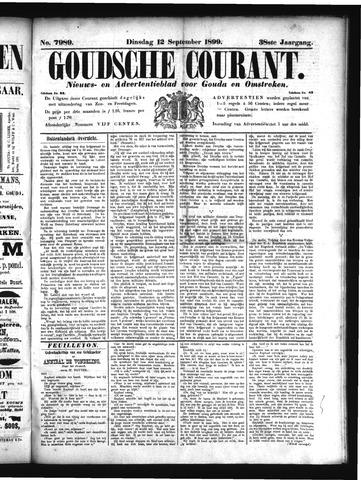 Goudsche Courant 1899-09-12