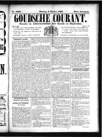 Goudsche Courant 1899-10-03