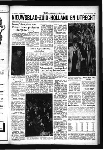Schoonhovensche Courant 1963-11-18