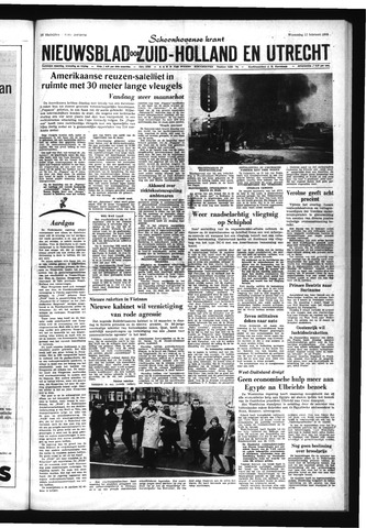 Schoonhovensche Courant 1965-02-17