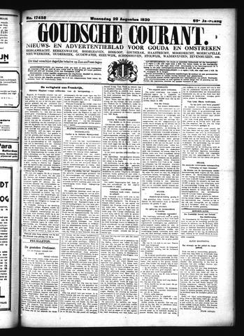 Goudsche Courant 1930-08-20