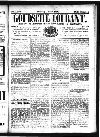 Goudsche Courant 1910-03-01