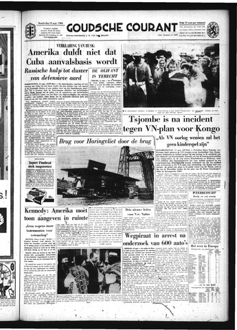 Goudsche Courant 1962-09-13