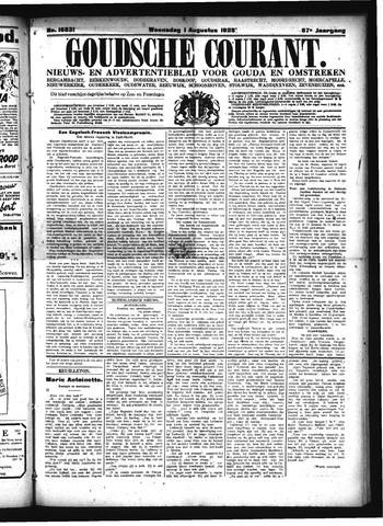 Goudsche Courant 1928-08-01