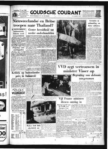 Goudsche Courant 1962-05-17