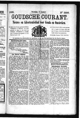 Goudsche Courant 1881-01-12