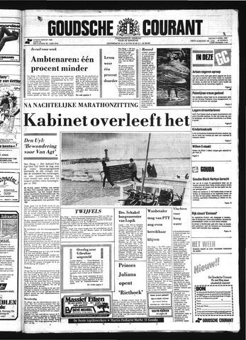 Goudsche Courant 1982-04-09