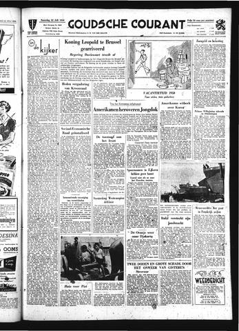 Goudsche Courant 1950-07-22