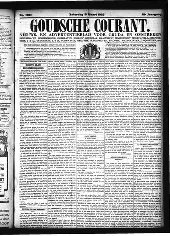 Goudsche Courant 1923-03-10