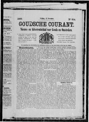Goudsche Courant 1869-11-12