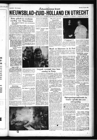 Schoonhovensche Courant 1962-03-12