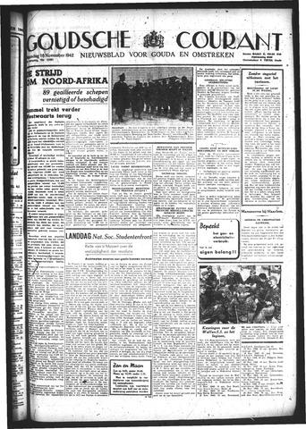 Goudsche Courant 1942-11-16