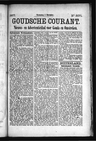 Goudsche Courant 1877-12-05