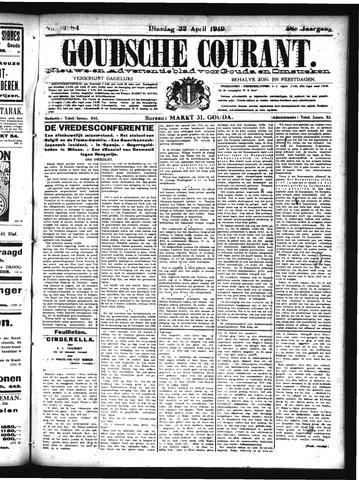 Goudsche Courant 1919-04-22