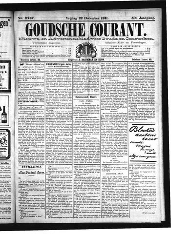 Goudsche Courant 1911-12-22