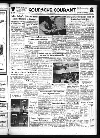 Goudsche Courant 1957-06-26