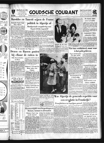Goudsche Courant 1958-06-21