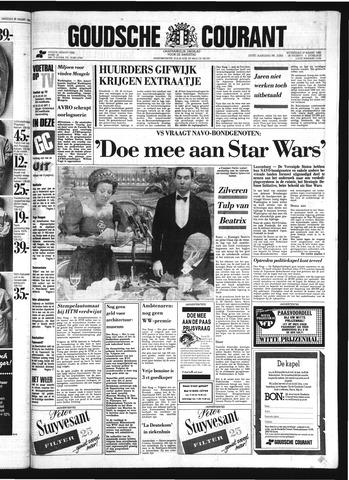 Goudsche Courant 1985-03-27
