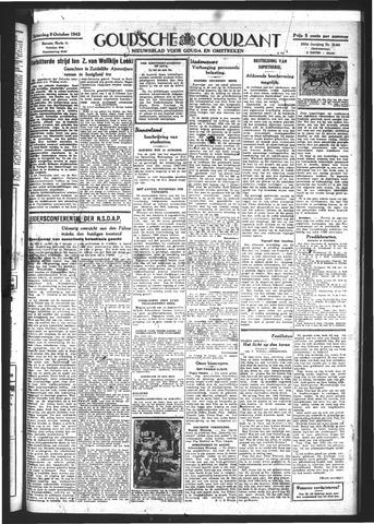 Goudsche Courant 1943-10-09