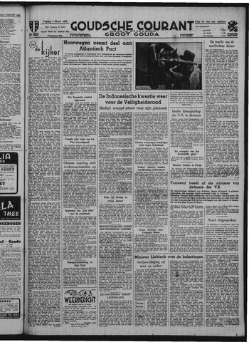 Goudsche Courant 1949-03-04