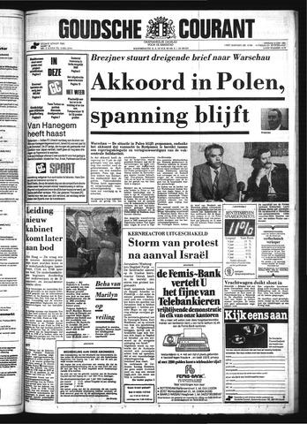 Goudsche Courant 1981-06-09