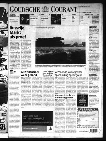 Goudsche Courant 2004-01-07