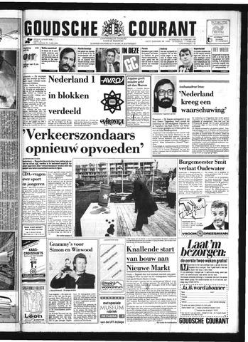Goudsche Courant 1987-02-25