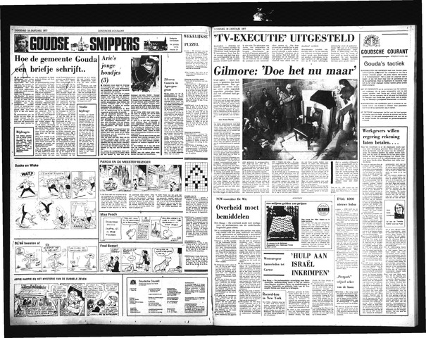 Goudsche Courant 1977-01-18
