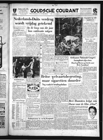 Goudsche Courant 1960-04-05