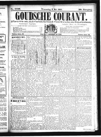 Goudsche Courant 1911-05-03