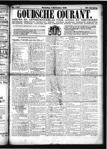 Goudsche Courant 1929-11-04