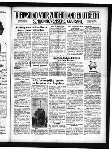 Schoonhovensche Courant 1951-10-22