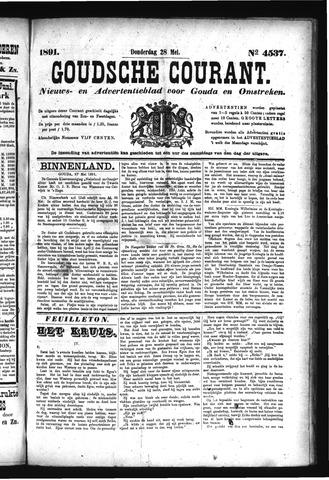 Goudsche Courant 1891-05-28