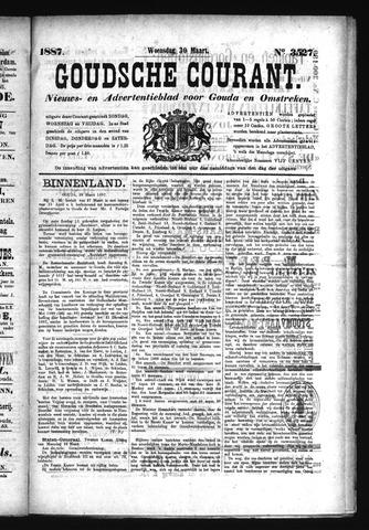 Goudsche Courant 1887-03-30