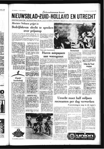 Schoonhovensche Courant 1970-11-04