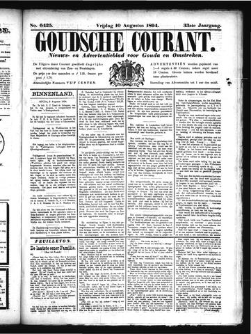 Goudsche Courant 1894-08-10