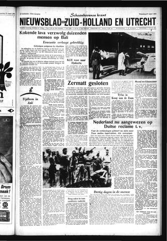 Schoonhovensche Courant 1963-03-27