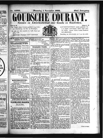 Goudsche Courant 1909-11-01