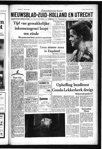 Schoonhovensche Courant 1972-02-18