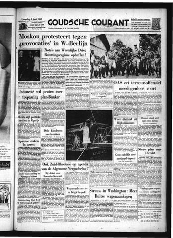 Goudsche Courant 1962-06-09