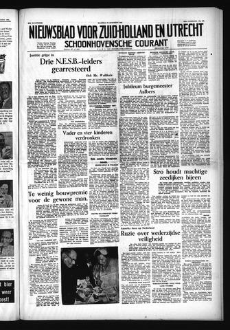 Schoonhovensche Courant 1953-08-24
