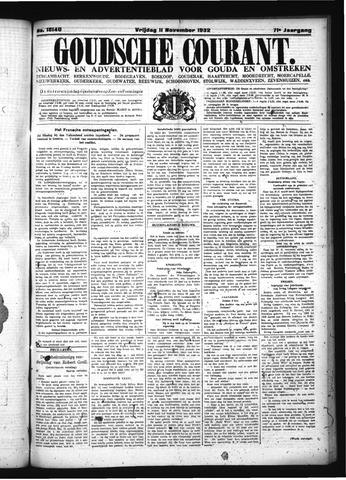 Goudsche Courant 1932-11-11