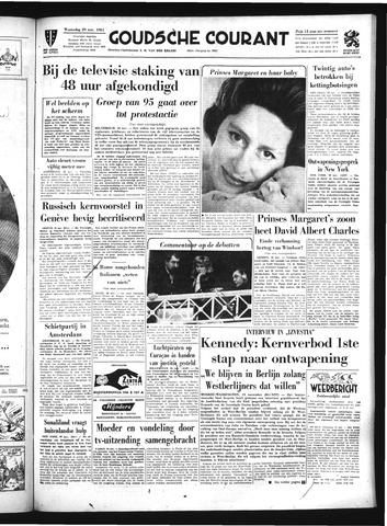 Goudsche Courant 1961-11-29