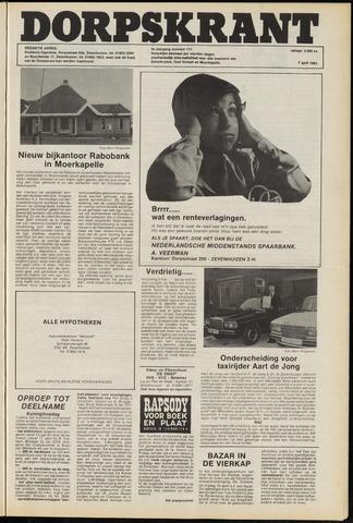 Dorpskrant 1983-04-07