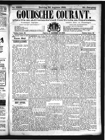 Goudsche Courant 1912-08-24