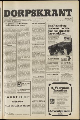Dorpskrant 1982-10-28