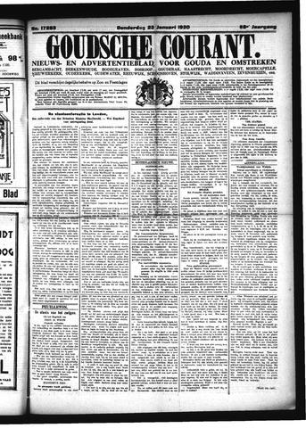 Goudsche Courant 1930-01-23